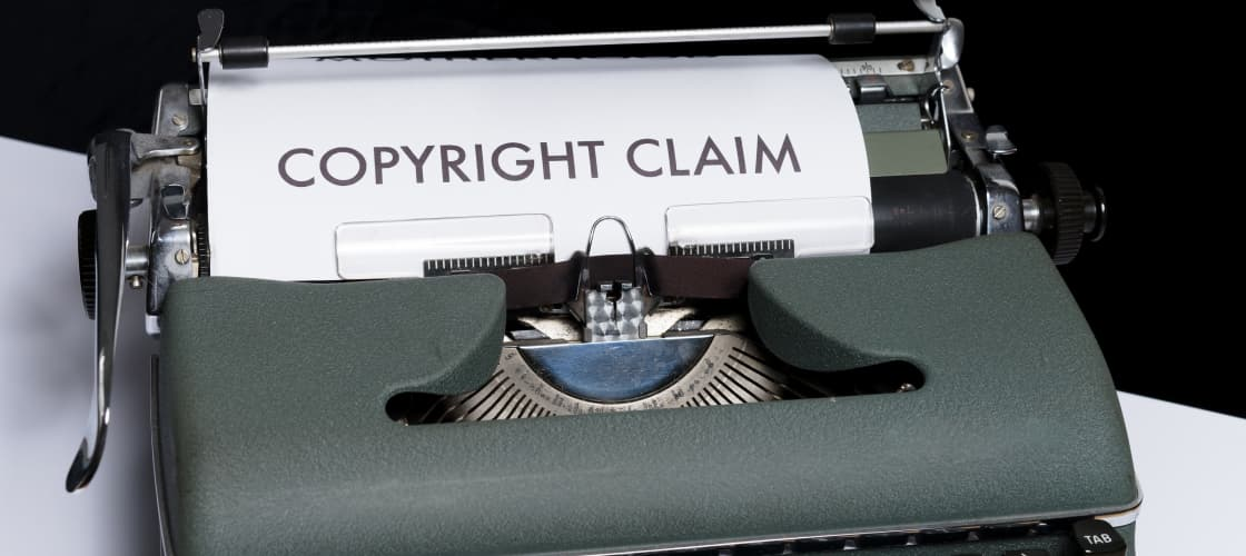 Copyright claim picture